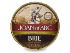 12 pkg JOAN OF ARC BRIE WEDGES 60%