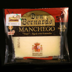 MANCHEGO WEDGE