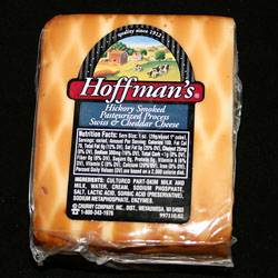 8 pkg HOFFMAN SMOKEY SWISS CHUNKS