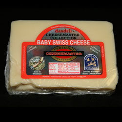 8 pkg BABY SWISS CHUNKS