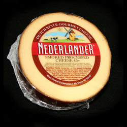 12 pkg  HOLLAND SMOKED GOUDA ROUNDS
