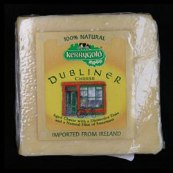 10 pkg DUBLINER CHEESE CHUNKS