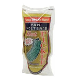 HOT PICKLE IN A POUCH