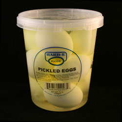 REGULAR PICKLED EGGS CUPS