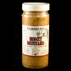 ALL NATURAL HONEY MUSTARD