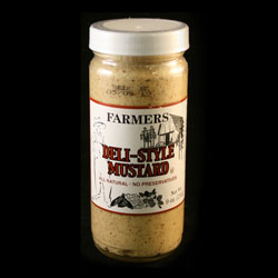 ALL NATURAL DELI MUSTARD