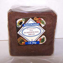 WESTPHALIA PUMPERNICKEL SQUARE BREAD