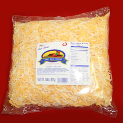 SHREDDED COLBY JACK