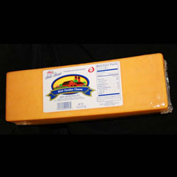 MILD CHEDDAR EXACT WEIGHT
