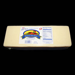 MONTEREY JACK EXACT WEIGHT