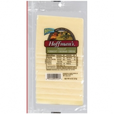 HOFFMAN VERMONT SLICED CHED